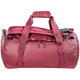 Tatonka Barrel Duffle Bag Small bordeaux red